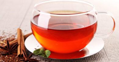 chá de canela para menstruação
